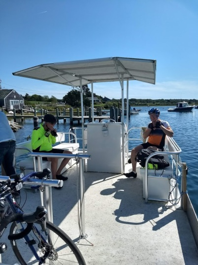 bike ferry mv